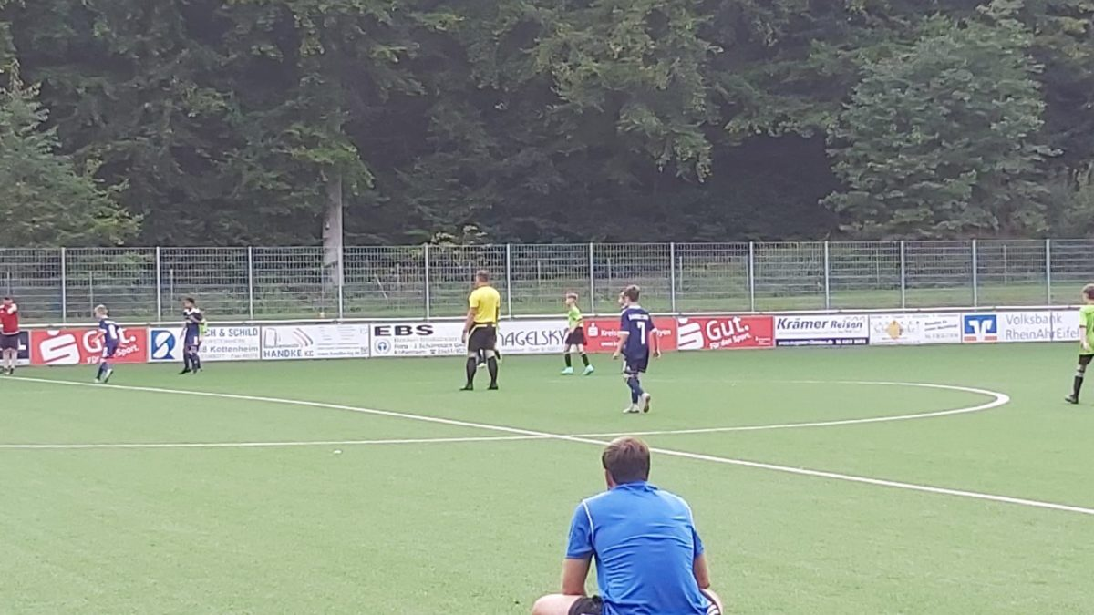 Remi in der Bezirksliga